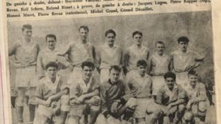 100 ans de l'AVF: la glorieuse défaite du FC Vernayaz [48/53]