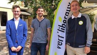 Elections au Conseil national: les Verts libéraux se lancent en Valais