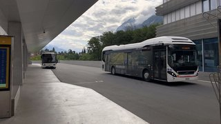 Un bus reliera Sierre au téléphérique Chalais-Vercorin en moins de vingt minutes