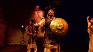 Le «Don Quichotte» de Nova Malacuria surprend et séduit