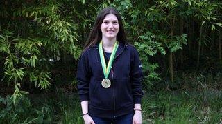 Olympiades internationales de biologie: la Sierroise Noémie Allet en bronze