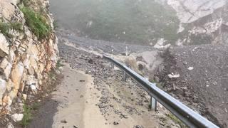 Les routes de Chiboz, Vex et Ovronnaz rouvertes
