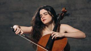 La violoncelliste Estelle Revaz, fidèle parmi les fidèles à Champéry