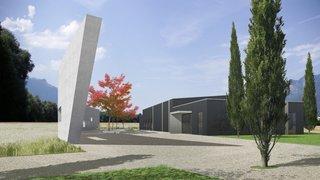 Aigle: l'ouverture du premier crématorium chablaisien prévue en novembre