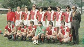 100 ans de l'AVF: FC Rarogne, la fierté du Haut-Valais [37/53]