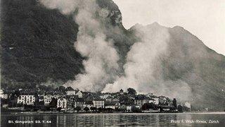 Saint-Gingolph: l'incendie du 23 juillet 1944 attise les mémoires