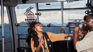 KT Gorique met le feu au téléphérique des Diablerets-Glacier 3000