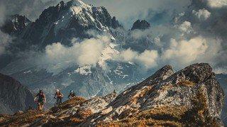 Vivez l'arrivée du tour du Mont-Blanc à vélo électrique (E-TMB) en direct