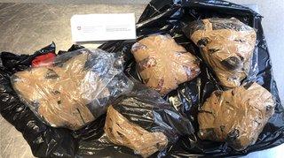 Un ressortissant britannique interpellé à Brigue avec 23kg de viande d'antilope