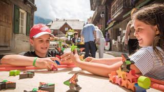 Valais: une foule d'animations pour les familles et les enfants en été