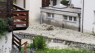 Zermatt: dégâts matériels et retour à la normale après la crue du Triftbach