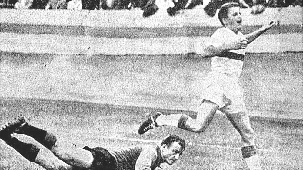 Petit par la taille, Philippe Pottier était un grand joueur par le talent qu'il a exporté jusqu'en France.
