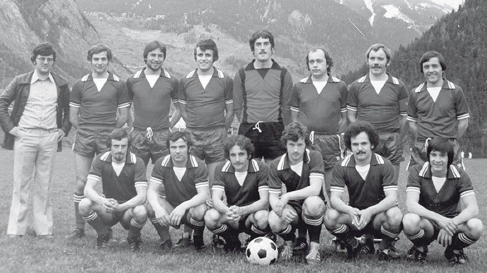 C'est au terme de la saison 1977/1978, que le FC Vollèges a connu sa première ascension en troisième ligue.