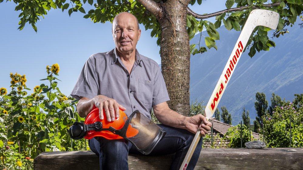 Dimanche, Michel Schläfli recevra le titre de bourgeois d'honneur de Sierre. Créateur et directeur du triage forestier de Sierre/Noble-Contrée entre 1982 et 2018, le Veyrassois d'adoption a également défendu les cages du HC Sierre durant neuf saisons.