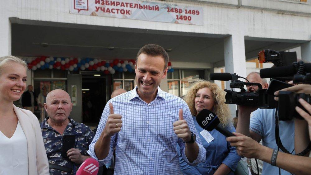 Russie : fin d'une journée d'élections locales sous forme de test pour Poutine