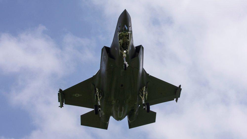 Le F-35 et ces données qui bougent
