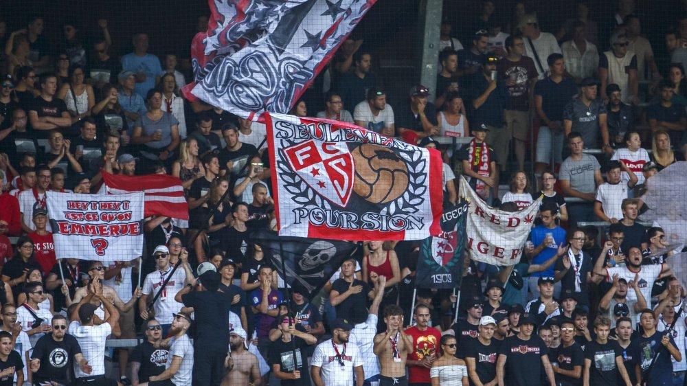 Le FC Sion retrouve son public au stade de Tourbillon après deux matchs disputés à l'extérieur