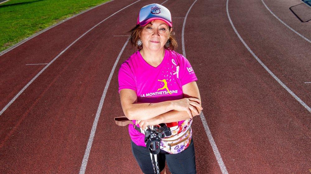 Mabel Hutchinson lutte contre les derniers stigmates d'un cancer du sein contre lequel elle s'est battu depuis 2015.