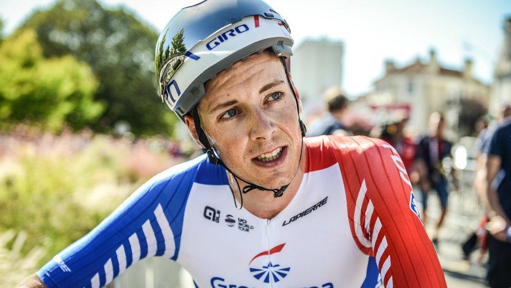 Kilian Frankiny avait les jambes pour terminer dans le top 20 de la Vuelta. Il a un peu cédé mentalement après avoir connu des pépins mécaniques.