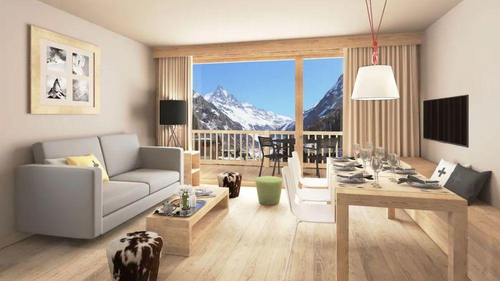 La communauté de propriétaires en Valais mettant leur bien sur Airbnb croît de plusieurs milliers chaque année.