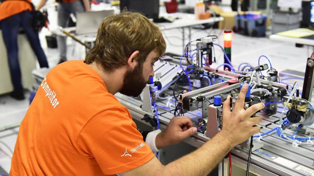 Avec la montée en puissance de l'industrie 4.0 et de la digitalisation, le métier d'automaticien sera particulièrement recherché ces prochaines années. (Illustration)