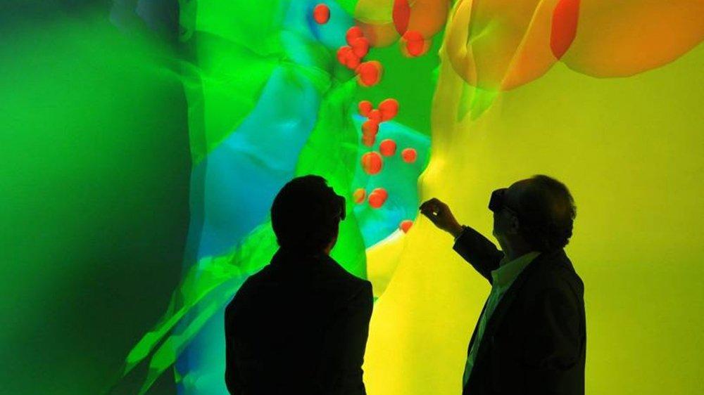 Un voyage en 3D et à 360 degrés dans les mystères du cerveau. L'expérience promet d'être spectaculaire.