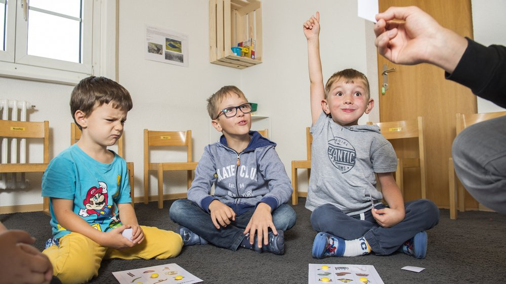 Aujourd'hui, 48 enfants suivent l'école privée de Bratsch. Un effectif qui n'a cessé d'augmenter depuis la création de la GD-Schule il y a 4 ans.