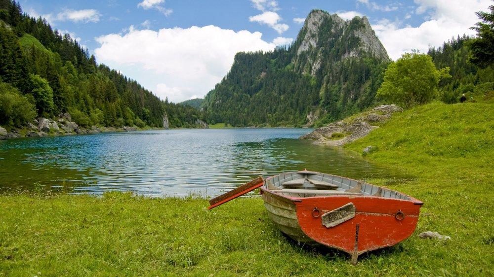 Taney et son lac de légende sont toujours victimes de leur succès.