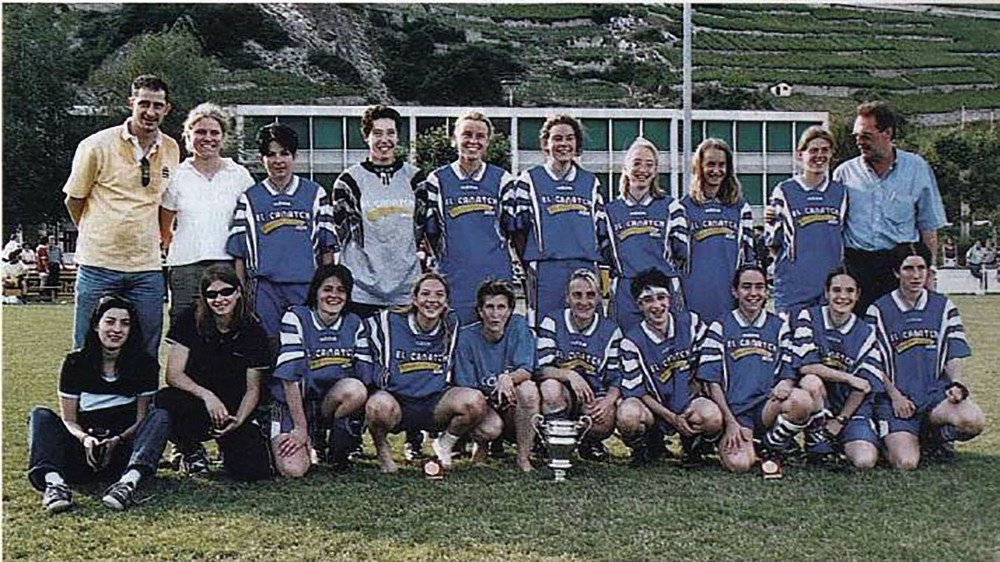 Les filles du FC Vétroz ont fait partie des pionnières du football féminin dans le canton.