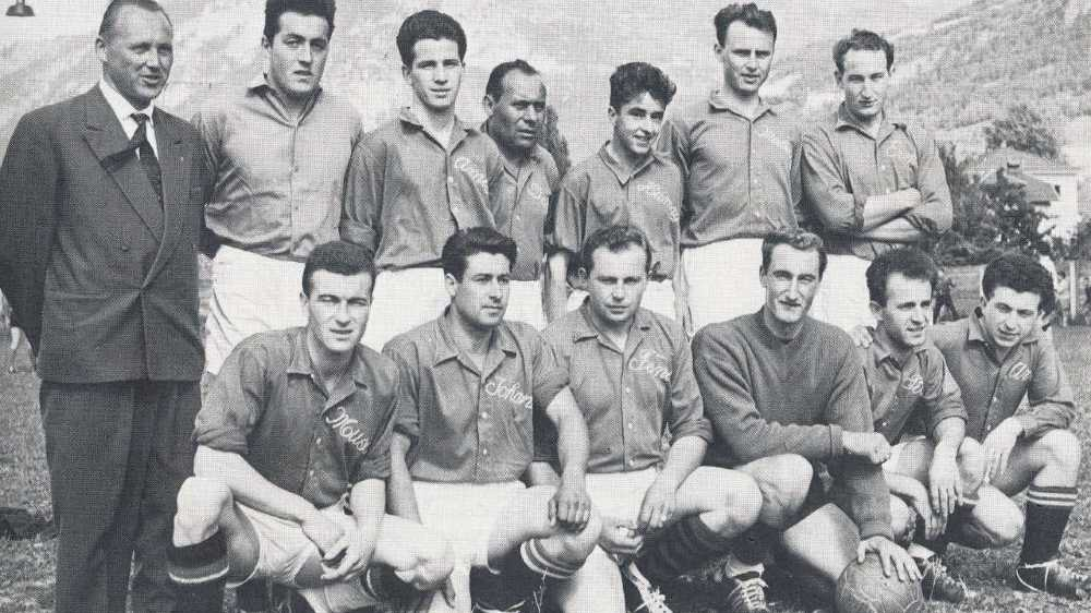 Lors de la saison 1958/1959, les Ardonains ont fêté leur seule et unique promotion de leur histoire, en deuxième ligue.