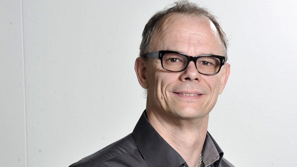 Gilles Berreau, journaliste