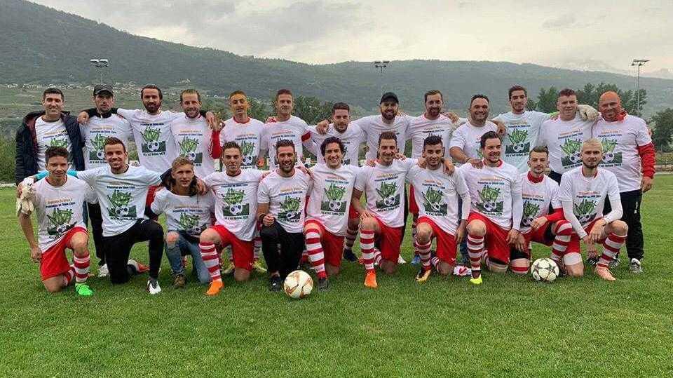 La deux du FC Grône a mis fin à une longue attente de vingt et une années.