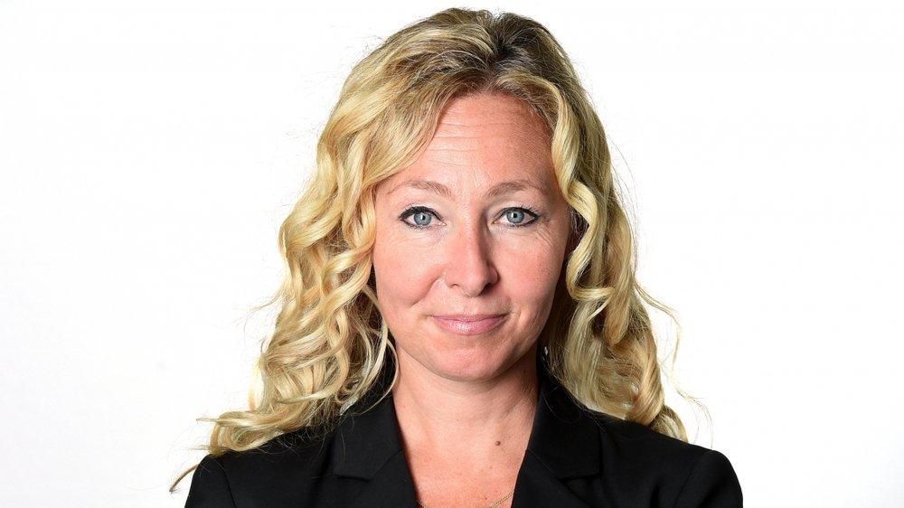 Sandra Jean, directrice des rédactions