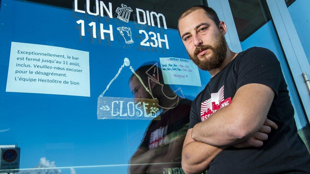 Le 2 août dernier, l'Hectolitre a fermé ses portes après le licenciement de Loris Luzzi, le gérant.
