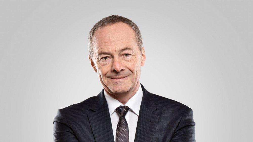 Alain Barbey, directeur régional ouest des CFF