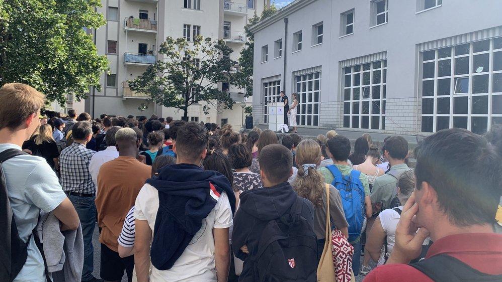 A la Planta, la journée consacrée au climat a soulevé l'enthousiasme des élèves.