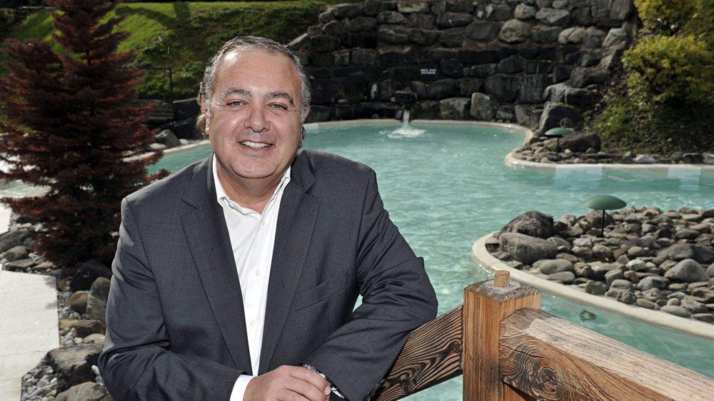 Richard Cohen dénonce le changement de politique à l'égard des Bains de Val d'Illiez.