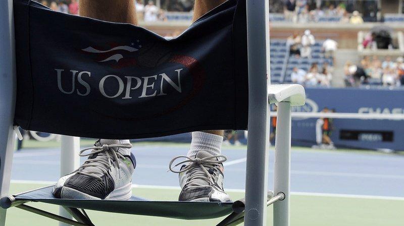 Tennis – US Open: un trio suisse en quarts d'un Grand Chelem pour la cinquième fois