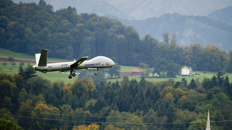 Les longues procédures d'homologation et la formation du personnel retardent la livraison des drones (archives).