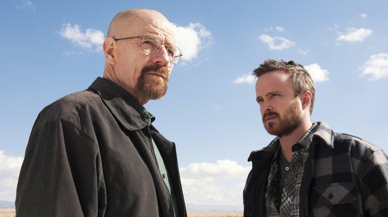 Qu'est-il arrivé à Jesse Pinkman (droite), le bras droit de Walter White?