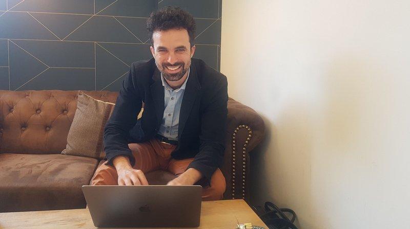 Fédérales 2019: Florian Evéquoz dévoile son smartvote