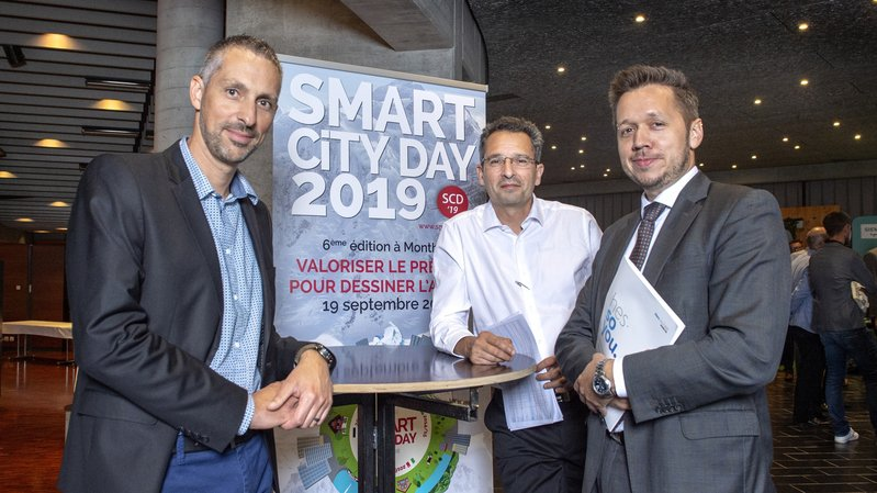 Smartcity: Monthey, cette petite cité astucieuse