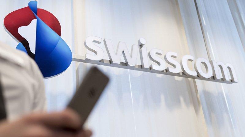 Télécommunications: Swisscom ne va pas baisser durablement le prix de ses abonnements