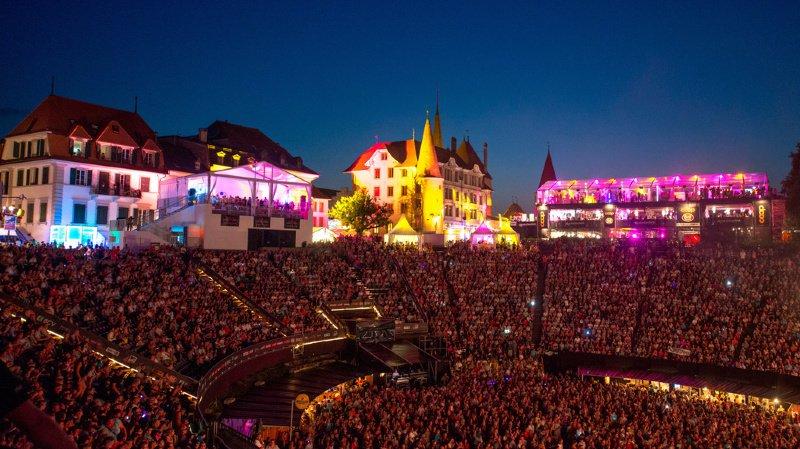 Le festival a attiré du monde à Avenches, grâce à une programmation proposant des univers différents chaque soir.