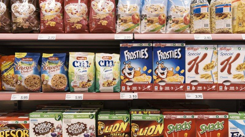 Santé: des entreprises s'engagent à réduire le sucre dans les yoghourts et les céréales