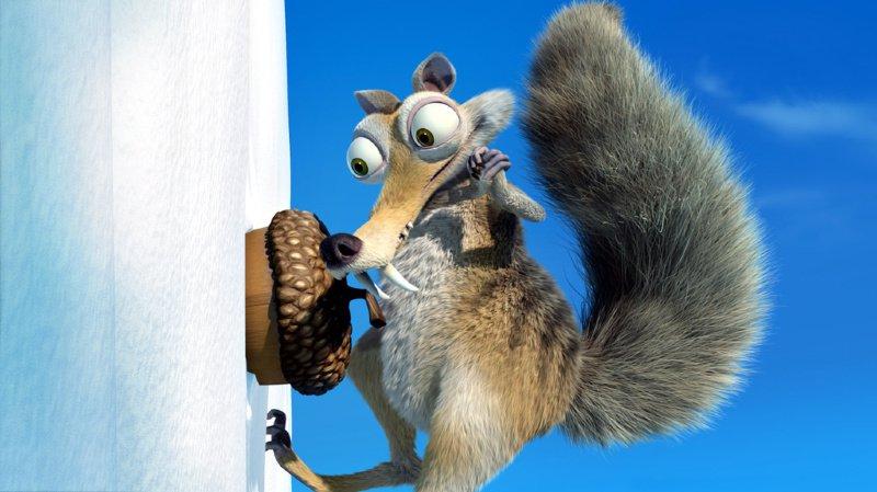 Argentine: découverte d'un animal semblable à Scrat, l'écureuil de «L'Age de glace»