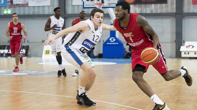 Victor Desponds vient de passer trois saisons au sein de la structure de Fribourg Olympic.