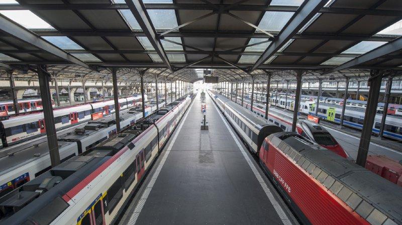 Transport ferroviaire: les CFF et ÖBB veulent élargir leur offre de jour comme de nuit