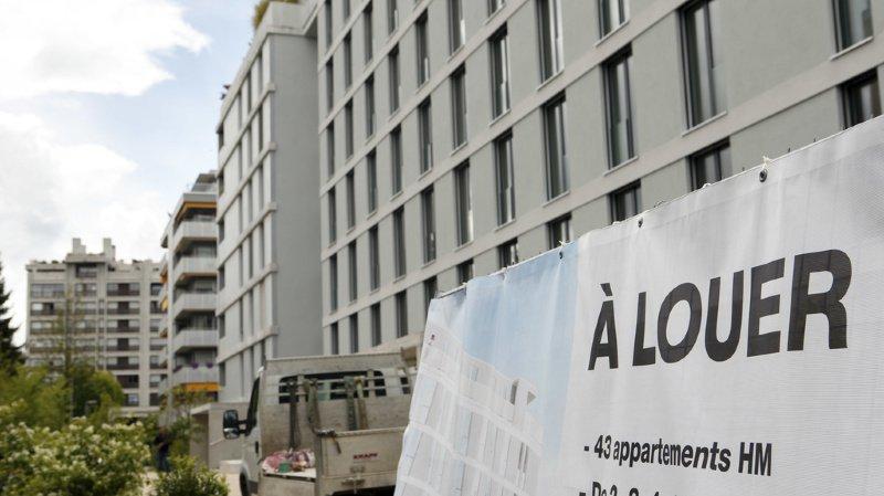 Immobilier: le taux de vacance dans le logement poursuit sa hausse