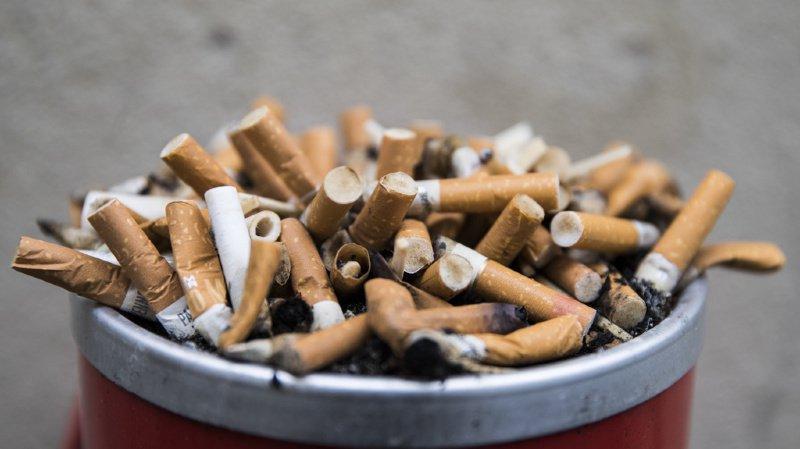 Le tabagisme entraîne des frais importants.